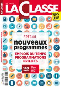 Spécial Nouveaux programmes - Cycles 2 et