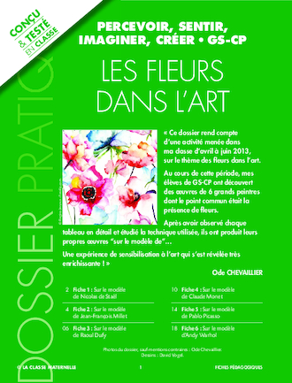 les fleurs dans l 39 art fichesp. Black Bedroom Furniture Sets. Home Design Ideas