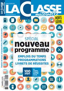 Spécial Nouveau Programme - Cycle 1