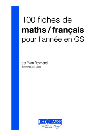 100 fiches de maths fran ais gs le printemps - Le printemps gs ...