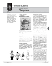 Animation lecture (8) / Chapeau!