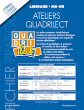 Ateliers quadrilect