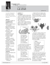 Cajolicomptines (6) / Le chat