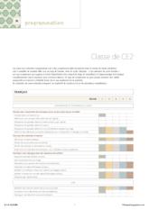 CE2 - Programmations 2016 - Nouveaux programmes