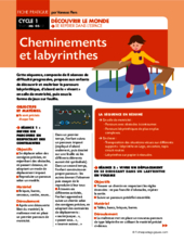 Cheminements et labyrinthes