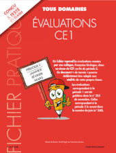 Evaluations CE1 période 2
