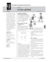 Football (2) / Le jeu global