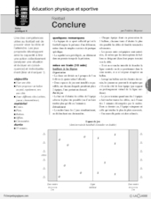 Football (4) / Conclure
