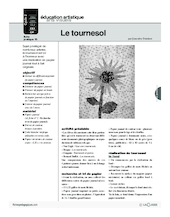 Journal (10) / Le tournesol