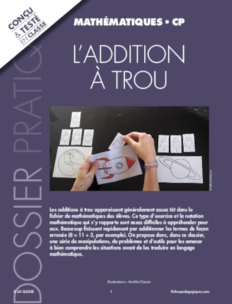 L'addition à trou