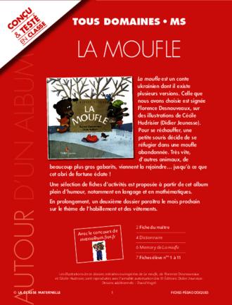 premier taux coupe classique style unique La moufle - FichesPédagogiques.com