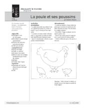 R sultats de la recherche poule fichesp - Poule et ses poussins ...