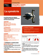 La symétrie (MS - GS)