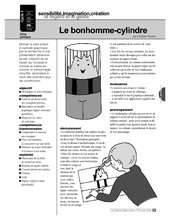 Le bonhomme-cylindre