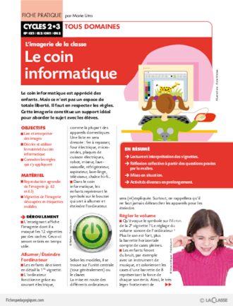 Le coin informatique (Imagerie)