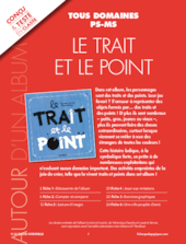 Le trait et le point