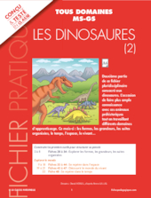 Les dinosaures (2)