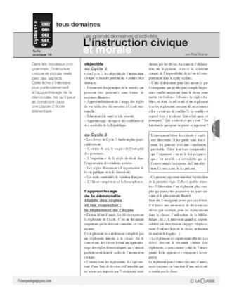 cours de morale professionnelle pdf