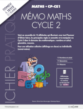 Mémo maths cycle 2