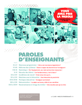Paroles d'enseignants