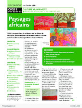 Paysages africains