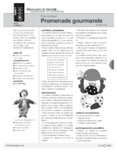 Pipo le clown (5) / Promenade gourmande