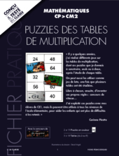 Puzzle des tables de multiplication