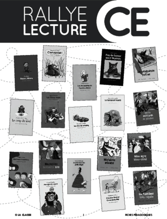 Rallye lecture CE 2014