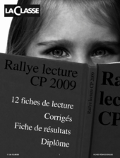 Rallye lecture CP 2009