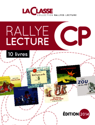 Rallye lecture CP 2014