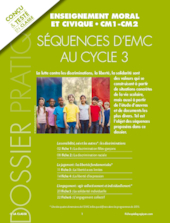 Séquences d'EMC au cycle 3
