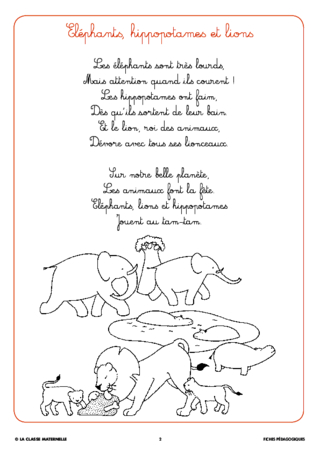 Syllasons GS Animaux de la savane (2)