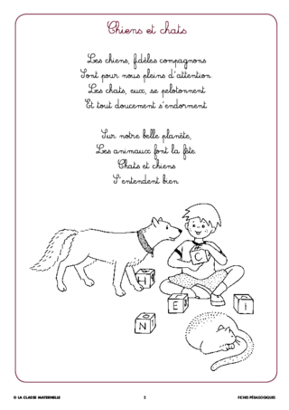 Syllasons GS Animaux domestiques