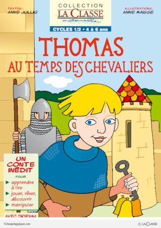 Thomas au temps des chevaliers (1)