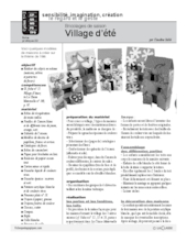 Village d'été (Cycle 2)